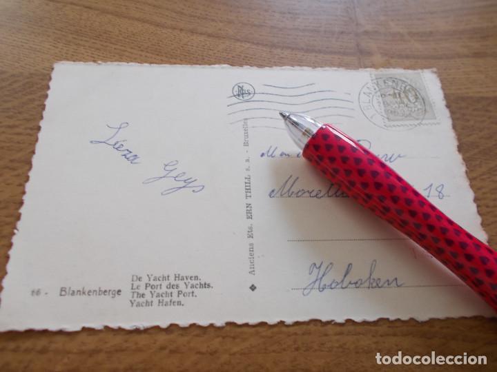 Postales: BLANKENBERGE. DE YACHT HAVEN. CIRCULADA - Foto 2 - 106747283
