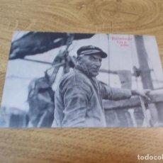 Postales: BLANKENBERGHE. TYPE DE PECHEUR. CIRCULADA 1910. Lote 110049471