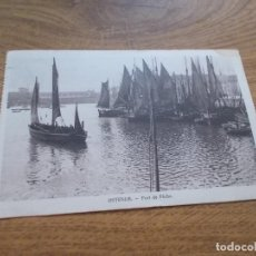 Postales: OSTENDE - PORT DE PECHE.. Lote 110807583