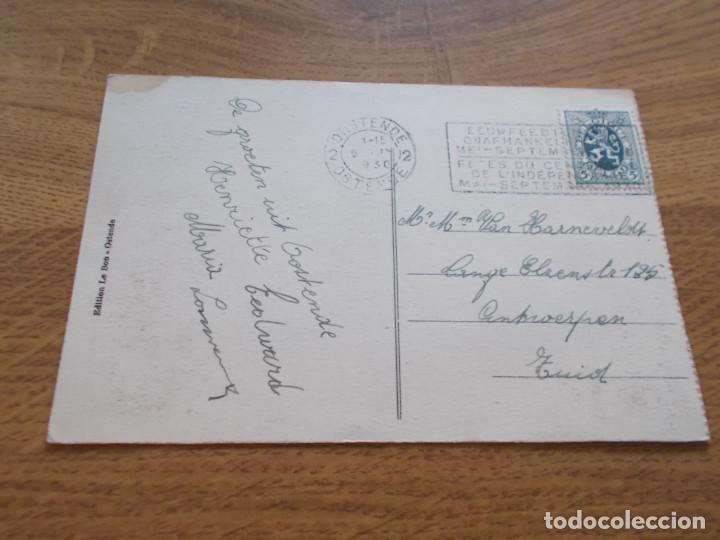 Postales: OSTENDE - PORT DE PECHE. - Foto 2 - 110807583