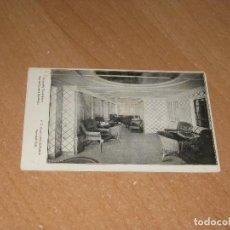 Postales: VAPORES CORREOS ESPAÑOLES. Lote 111054591