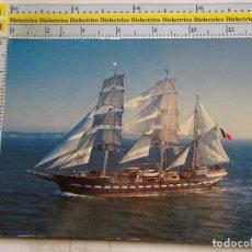 Postales: POSTAL DE BARCOS NAVIERAS. BARCO BUQUE BELEM. FRANCIA. 1663. Lote 112021359