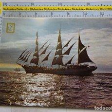 Postales: POSTAL DE BARCOS NAVIERAS. BARCO BUQUE VELERO FRANCIA. 1671. Lote 112021567