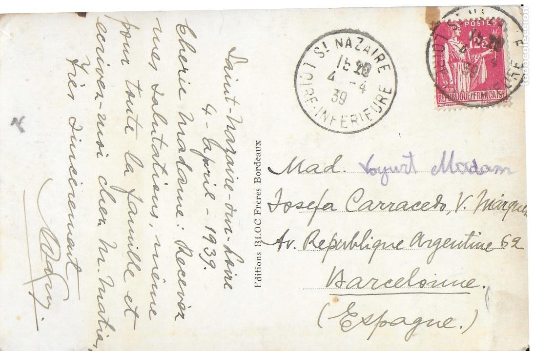 Postales: P- 8162. POSTAL LE PAQUEBOT FLANDRE DE LA CIE.GENERALE TRANSATLANTIQUE. - Foto 2 - 115801815