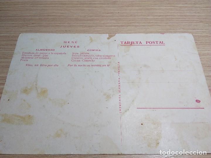Postales: POSTAL ANTIGUA. BARCO CABO SANTO TOMÉ - Foto 2 - 116852631