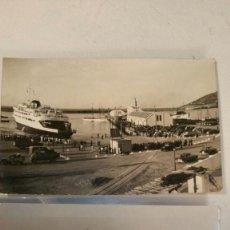 Postales: POSTALES DEL BARCO VICTORIA ALGECIRAS EN TETUAN AÑO 1952 - P. GEVAERT. Lote 117534667