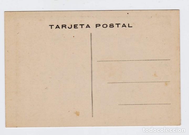 Postales: COMPAÑÍA MARÍTIMA FRUTERA S.A. CADIZ. FERIA INTERN. MUESTRAS BARCELONA 1944. EXCELENTE ESTADO - Foto 2 - 124918591