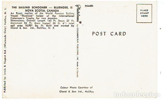 Postales: POSTAL, BARCO - Foto 2 - 129138071