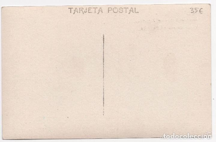 Postales: POSTAL FOTOGRÁFICA DE MARINA MERCANTE ESPAÑOLA - VAPOR CORREO CATALUÑA - Foto 2 - 132457694
