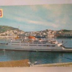 Postales: ANTIGUA FOTO POSTAL BARCO CEUTA ORO 21.C.A.1. Lote 198684077
