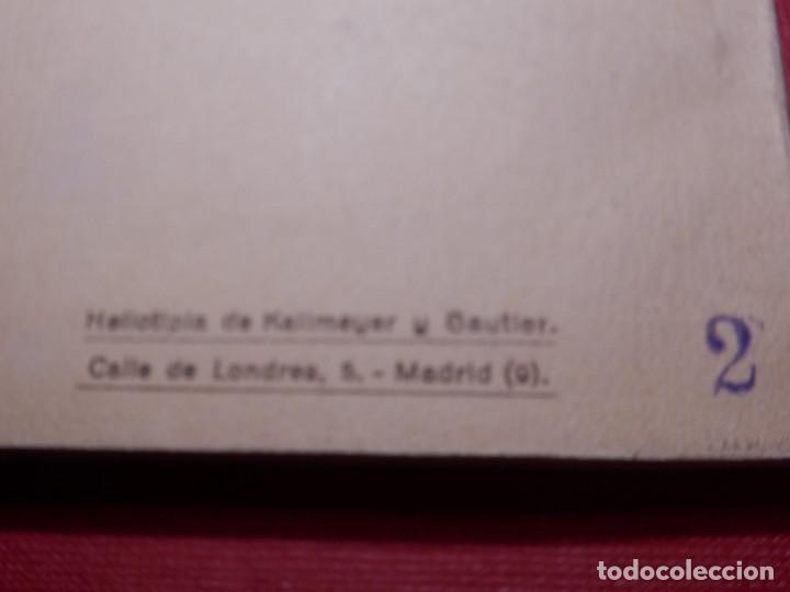 Postales: Tarjetas - Album de 12 postales con fotos oficiales de la Carabela Santa María - Kallmeyer y Gautier - Foto 9 - 142366446