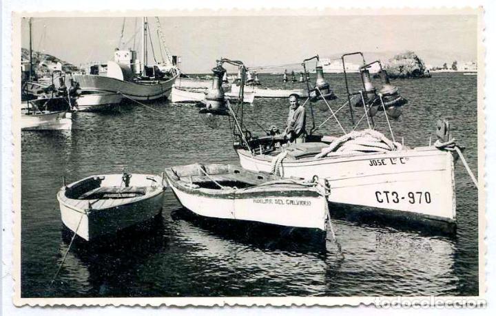 TARJETA POSTAL FOTOGRAFICA - BARCOS (Postales - Postales Temáticas - Barcos)