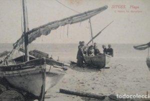 Sitges Playa. L. Roisin