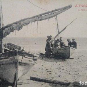 Decoración con barcos