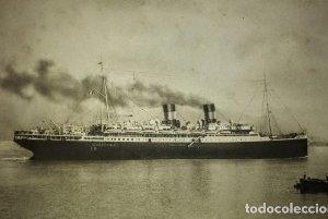 1933 Roma. Navigazione Generale Italiana