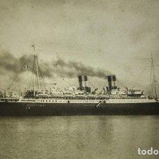 Postales: 1933 ROMA. NAVIGAZIONE GENERALE ITALIANA. 14X9 CM. Lote 134557694