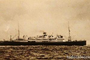 Orazio Y Virgilio. Navigazione Generale Italiana