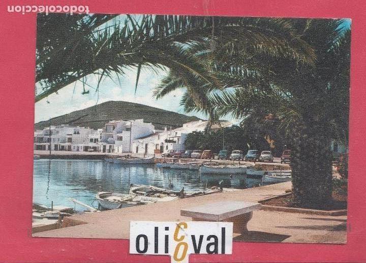 BARCO PUERTO DE FORNELLS MENORCA BALEARES PE02286 (Postales - Postales Temáticas - Barcos)