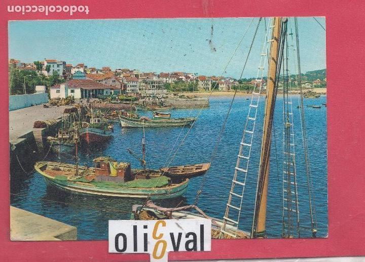 BARCO PORTO NOVO PUERTO FRANQUEADA PE02287 (Postales - Postales Temáticas - Barcos)
