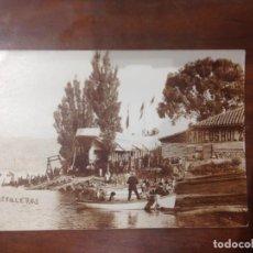 Postales: FOTO POSTAL ASTILLEROS CARLOS HOLZ - ENTRE LOS AÑOS: 1910_1920'S. Lote 156656178