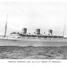 Postales: P- 9279. POSTAL FOTOGRAFICA QUEEN OF BERMUDA.. Lote 159224986