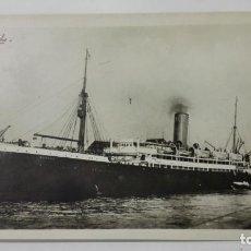 Postales: POSTAL BARCO DE RECREO N.D.L., AÑOS 1903. Lote 159753466