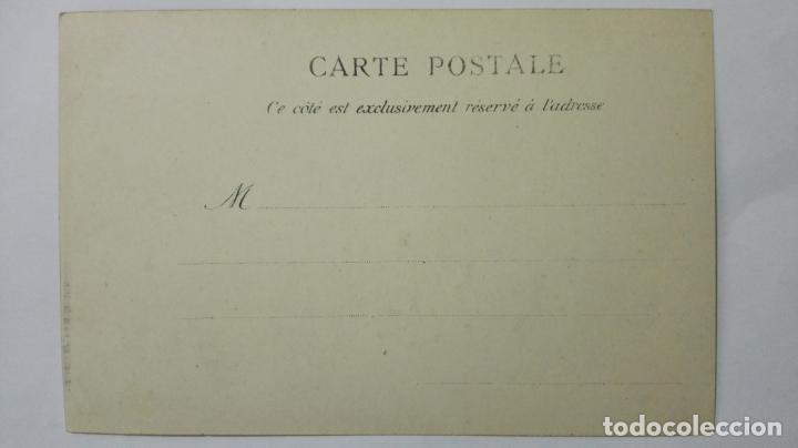 Postales: POSTAL ACORAZADO LE DE GUEYDON - CROISEUR CUIRASSE EN MARCHE - Foto 2 - 159884370