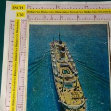 Postales: POSTAL DE BARCOS NAVIERAS. BARCO BUQUE SS INDEPENDENCE AMERICAN EXPORT LINES SS CONSTITUTION. 980. Lote 164291322