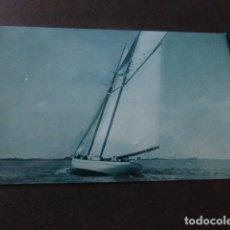 Postales: VELERO POSTAL 1907. Lote 164616666