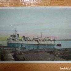 Postales: POSTAL FOTOGRAFIZA. DESTRUCTOR BUSTAMANTE.. Lote 164962530