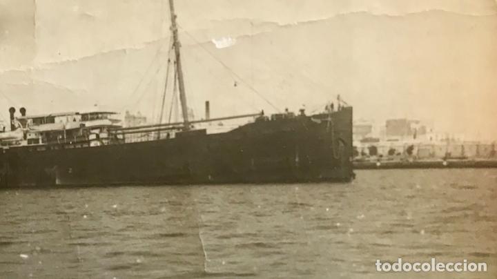 Postales: posta barco vapor claudio lopez compañia trasatlantica española - Foto 3 - 168405520