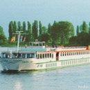 Postales: MS SWISS CORAL, SCYLLA TOURS AG - ESCRITA. Lote 169196364