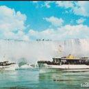 Postales: MAID OF THE MIST, NIAGARA FALLS - S/C. Lote 169196540