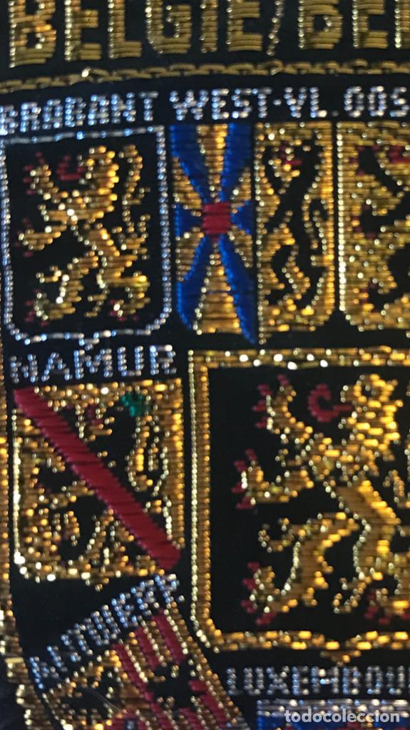 Postales: parche escudos de armas leon belga Belgique Belgie BELGIUM Belgian Lion Crest Coat of Arms Patch - Foto 2 - 169246384