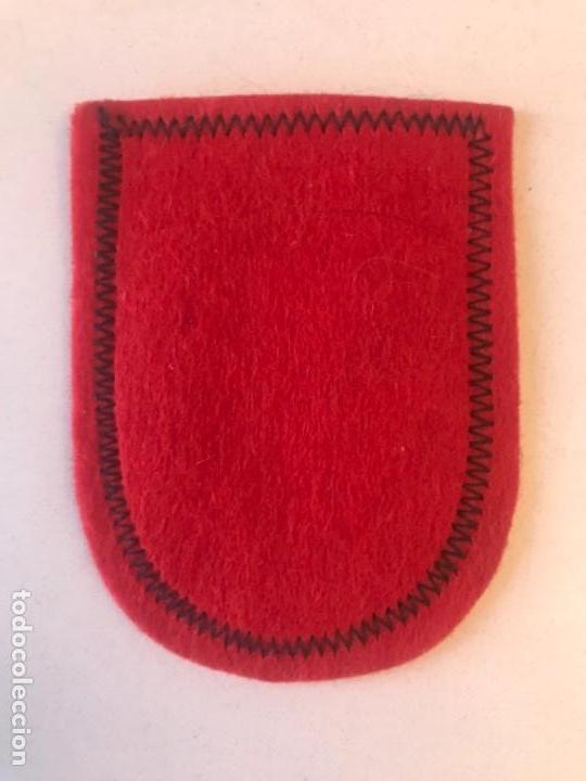 Postales: parche escudos de armas leon belga Belgique Belgie BELGIUM Belgian Lion Crest Coat of Arms Patch - Foto 4 - 169246384