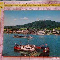 Postales: POSTAL DE BARCOS NAVIERAS. BARCO BUQUE KÖNIGSWINTER FERRY ALEMANIA. 2311. Lote 170230820
