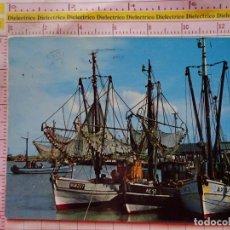 Postales: POSTAL DE BARCOS NAVIERAS. BARCO BUQUE BARCOS DE PESCA. ALEMANIA. 2322. Lote 170231100