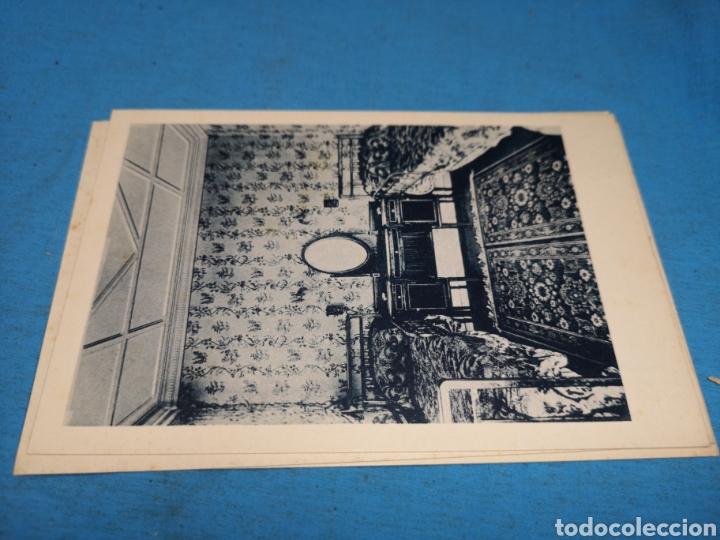Postales: 12 fotografías-tarjeta postal, 1931, barco motónave Barcelona, y barco Vapor teide, comp. Transmedit - Foto 21 - 170305896