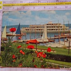 Postales: POSTAL DE BARCOS NAVIERAS. BARCO BUQUE MS SEESHAUPT, ALEMANIA. 2403. Lote 170430696