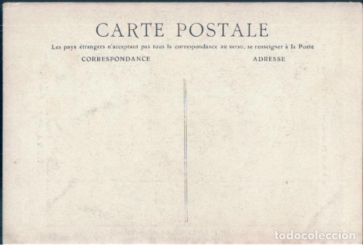 Postales: POSTAL BARCO - GALEON - UN VOILIER GREC PAR GROSSE MER DANS L'ARCHIPEL - ART & SOLEIL - Foto 2 - 171405835