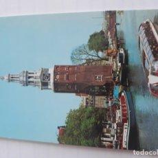 Postales: BARCO EN AMSTERDAM . Lote 172776044