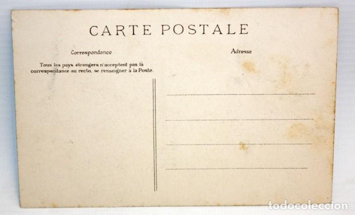 Postales: POSTAL ESTEREOSCOPICA - PENDANT LE LAVAGE DU PONT - TORDEZ LES FAUBERTS - SIN CIRCULAR. - Foto 2 - 173188723