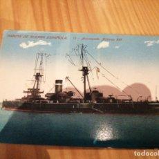 Postales: ACORAZADO ALFONSO XIII. Lote 174488625