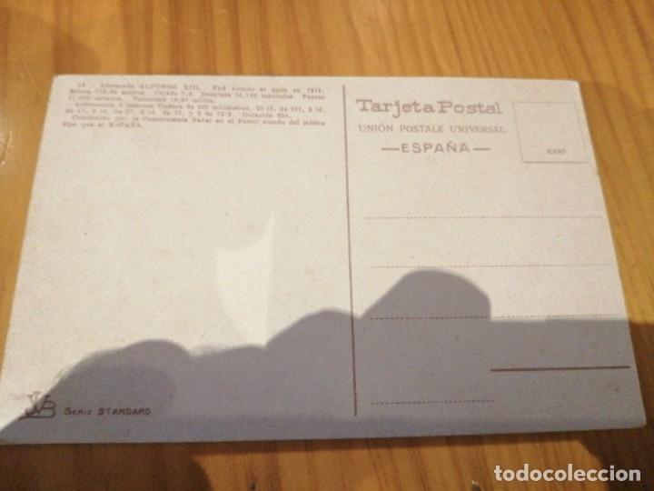 Postales: Acorazado Alfonso XIII - Foto 2 - 174488625