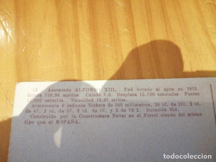 Postales: Acorazado Alfonso XIII - Foto 3 - 174488625