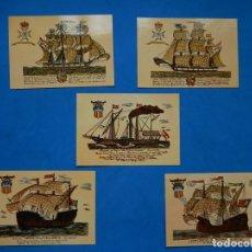 Postales: BARCOS DE MALLORCA Y ORDEN DE MALTA. TARJETA POSTAL. BALEARES.. Lote 175903038