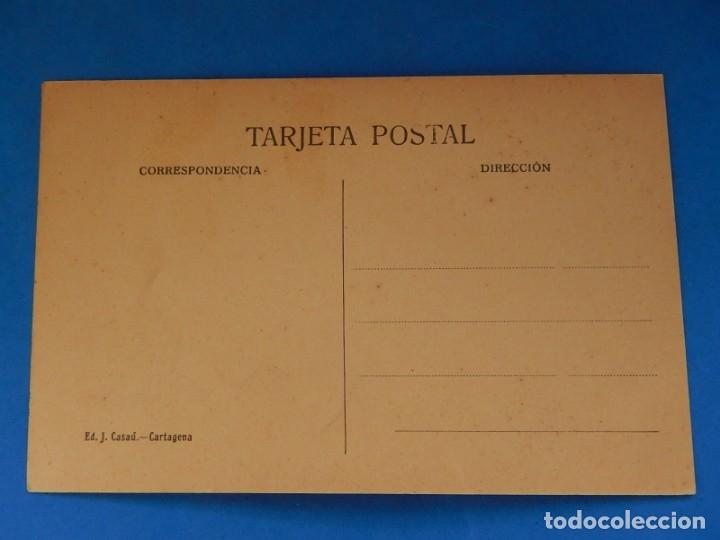 Postales: Postal. Escuadra Española. El Carlos V - Foto 2 - 176497500