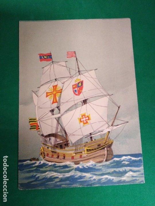 Postales: Postales antiguas Barcos - Foto 5 - 178993772