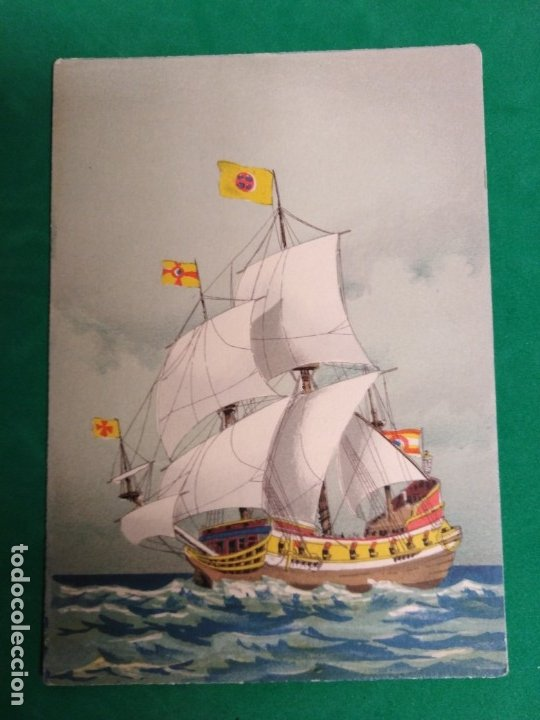 Postales: Postales antiguas Barcos - Foto 6 - 178993772