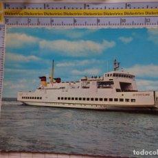 Postales: POSTAL DE BARCOS NAVIERAS. BARCO BUQUE OSTFRIESLAND, ALEMANIA. 457. Lote 180039376